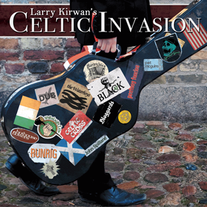 Larry Kirwan's Celtic Invasion